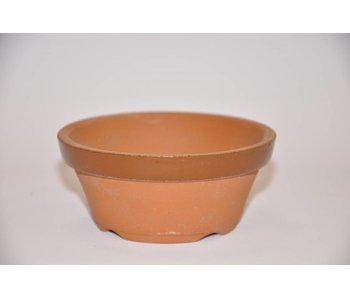 Terracotta training pot nr. 3