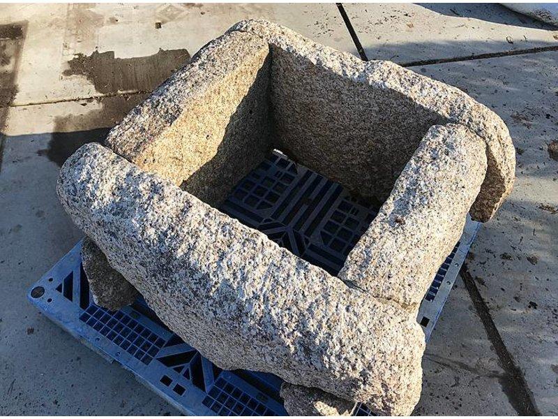 Well Enclosure Stone Izutsu