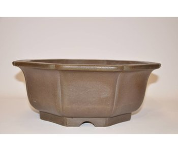 Octagonal pot
