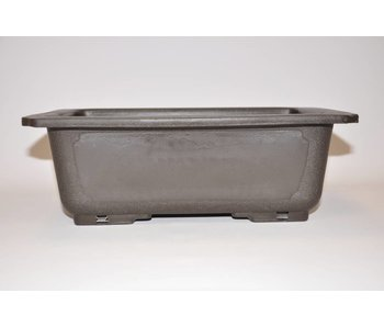 Plastic rectangular pot     32cm