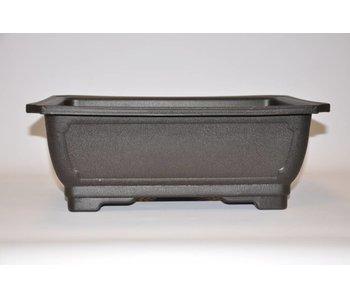 Kunststof rechthoekige pot 38cm