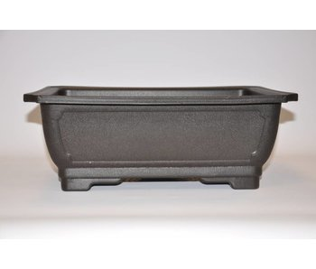Plastic rectangular pot     38cm