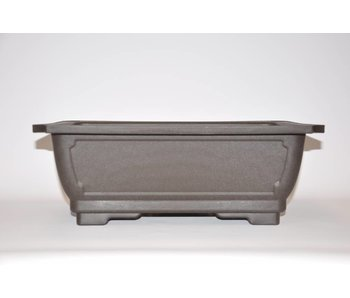 Plastic rectangular pot     45cm