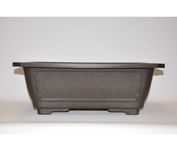Plastic rectangular pot      55cm