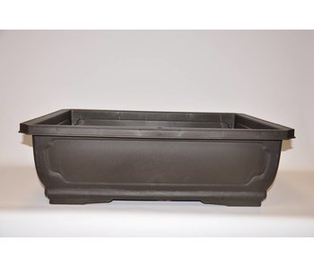 Plastic rectangular pot      73cm