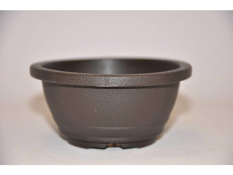 Plastic ovale pot