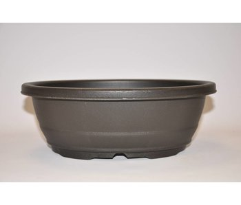 Kunststof ovale pot 29,3cm