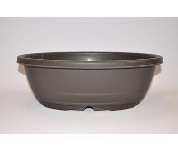 Plastic oval pot       37,6cm