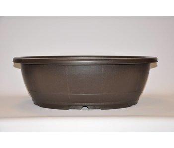 Ovalbehälter aus Kunststoff 60cm
