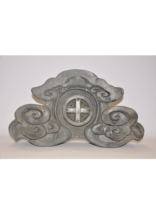 Japanese roof ornament