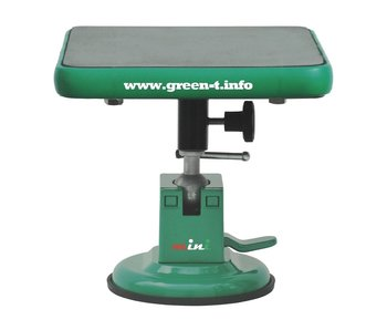 NEW Green T Mini - Shohin Bonsai Work Table Model S