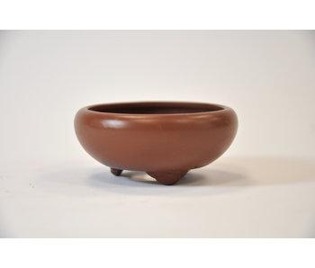 Round unglazed Tokoname pot 70 mm