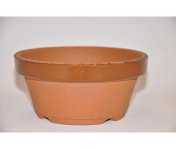 Terracotta training pot nr. 4