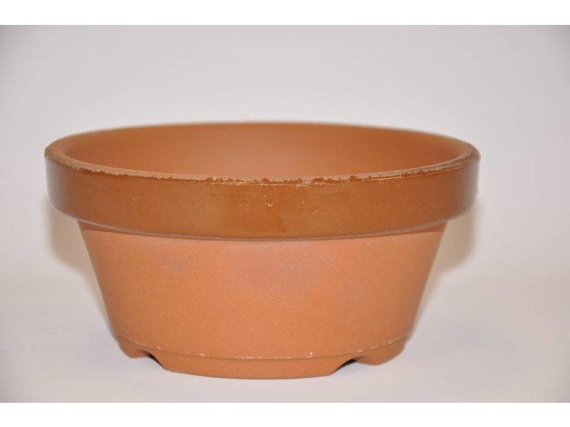 Terracotta training pot  nr. 4