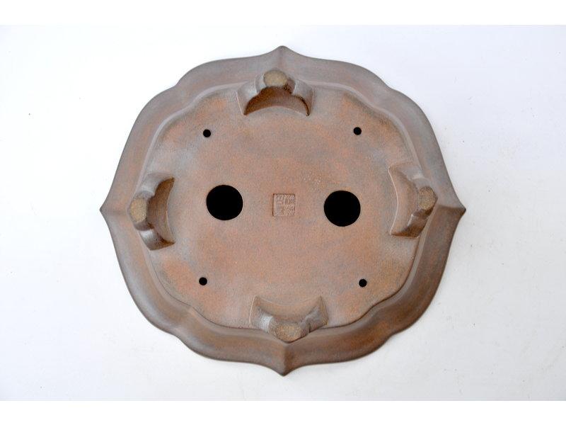 Mokko unglazed Reiho, second generation pot - 240 x 215 x 100 mm