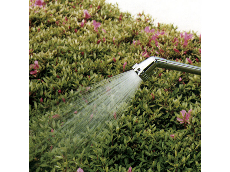 Extra long watering sprayer with water tap. Total length 515 mm.