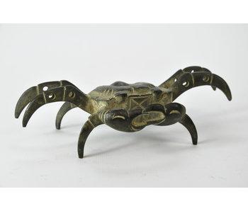 Crabe Tenpai, bronze, 160 mm