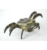 Tenpai Krab, brons, 160 mm
