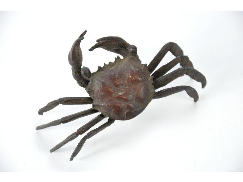 Tenpai Krab, brons, 115 mm