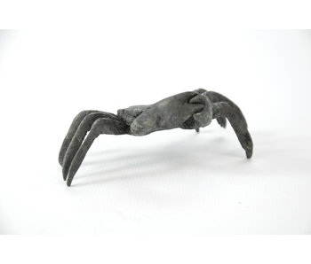 Tenpai Crab, bronze, 85 mm