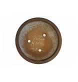 Pot à bonsaï Shozan rond non émaillé - 298 x 298 x 120 mm