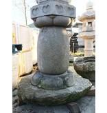 Japanse stenen lantaarn Zendo-ji Gata 255 cm