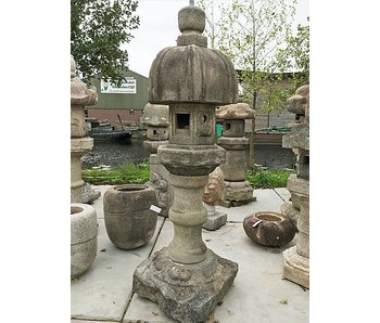 Japanese Stone Lantern Nuresagi Gata 240 cm