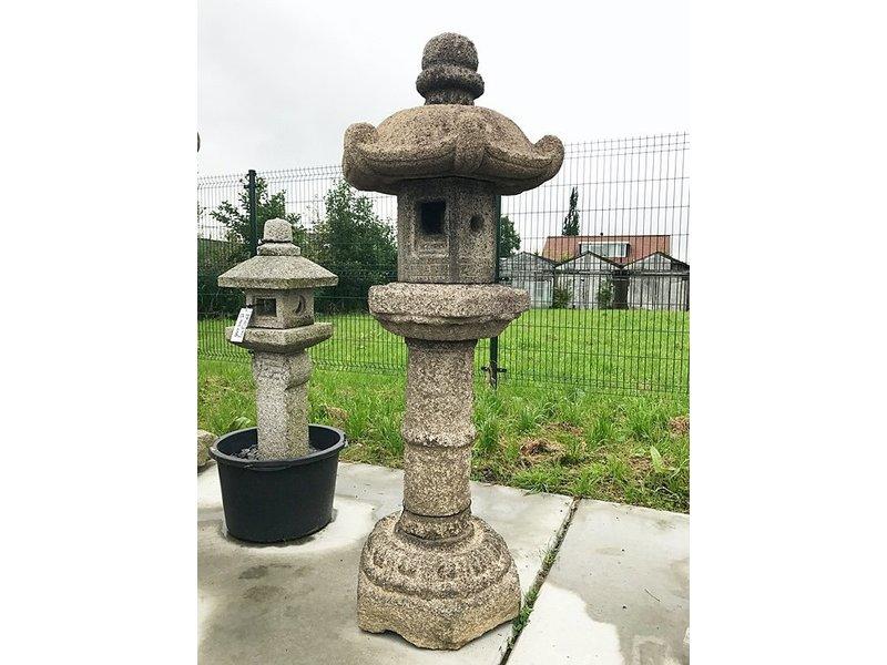 Japanse stenen lantaarn Koto-in Gata 160 cm