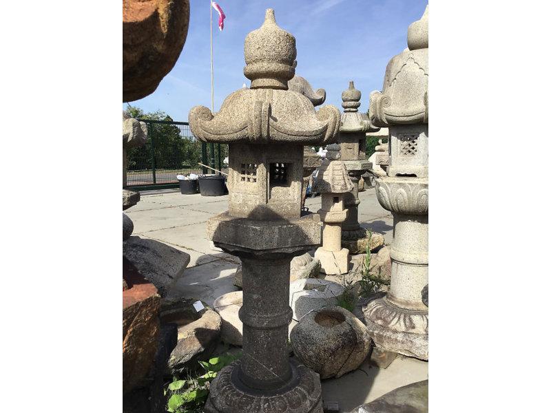 Japanse stenen lantaarn Koto-in Gata 190 cm