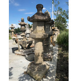 Japanse stenen lantaarn Gion Gata 230 cm
