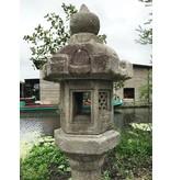 Japanse stenen lantaarn Taihei Gata 220 cm