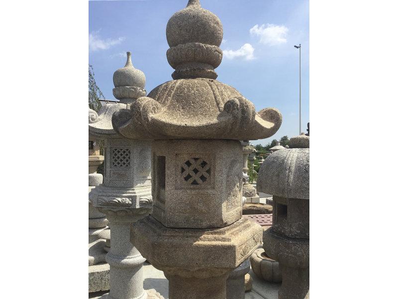 Japanse Stenen Lantaarn Kasuga Gata 250 cm