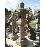 Japanse stenen lantaarn Joraku-ji Gata 250 cm