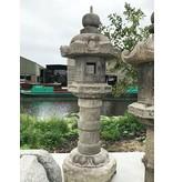 Japanse stenen lantaarn Taihei Gata 240 cm