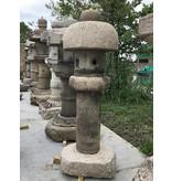 Japanse stenen lantaarn Hachiman Gata 160 cm