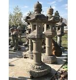 Japanse Stenen Lantaarn Kasuga Gata 230 cm