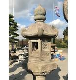 Japanse Stenen Lantaarn Kasuga Gata 231 cm