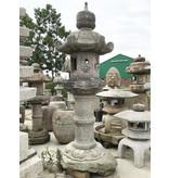 Japanse Stenen Lantaarn Kasuga Gata 223 cm