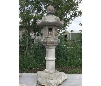 Farol de piedra japonés Kasuga Gata 252 cm