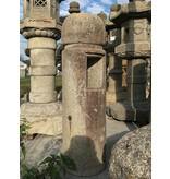 Japanse stenen lantaarnbrugpaal 110 cm
