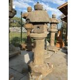 Japanse lantaarn Hachiman Gata 154 cm