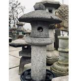 Japanse stenen lantaarn Song Qin Ting 140 cm