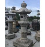 Japanse Stenen Lantaarn Kasuga Gata 219 cm