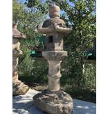 Japanse Stenen Lantaarn Kasuga Gata 232 cm