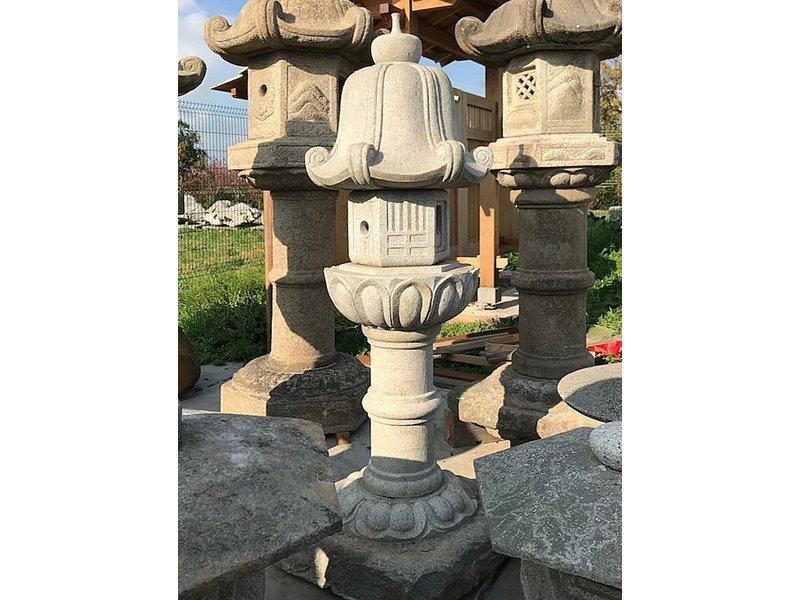 Japanse stenen lantaarn Rikyu Gata 165 cm