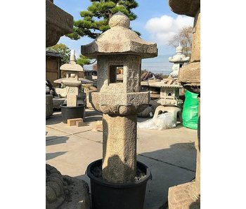 Japanese Stone Lantern Rokkaku Gata 8 135 cm