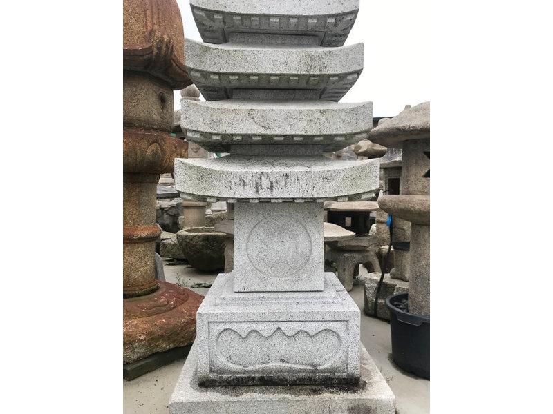 Japanse pagode 270 cm