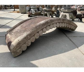 Japanse Stenen Brug Bamboe 50 cm