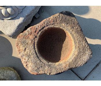 Tsukubai giapponese naturale 80 cm