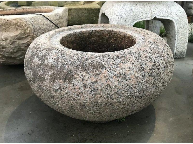 Japanse Tsukubai schaal 28 cm